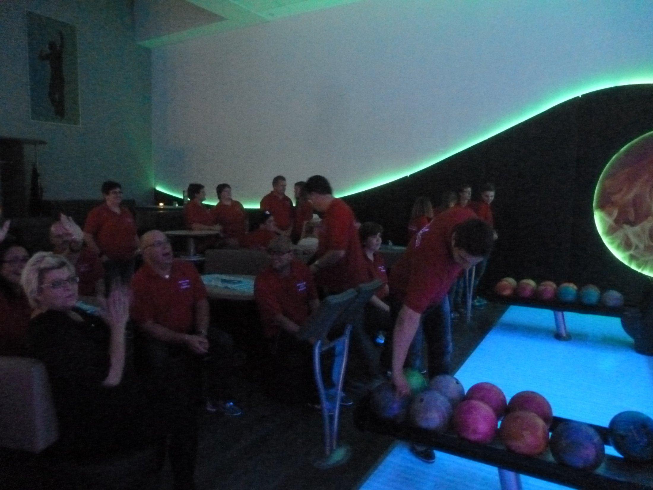 Bowling huchem stammeln